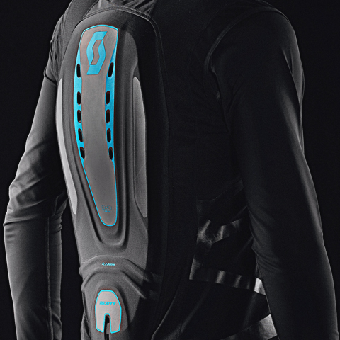 Motorcycle Back Armour